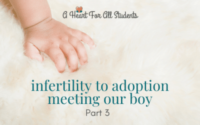 AHEART #3 Our Adoption Story – Part 3