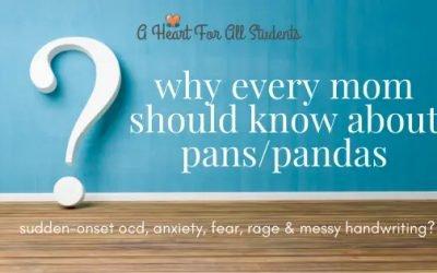 What Is PANS/PANDAS?