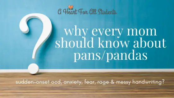What Is PANS/PANDAS?