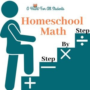 homeschool math, special needs, adhd, autism,