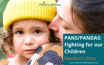 PANS/PANDAS: Symptoms