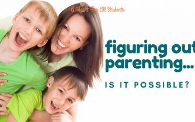 Do You Have Parenting Figured Out?