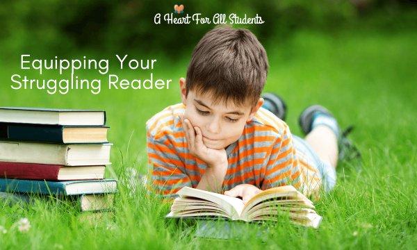 Help for A Struggling Reader, Part 1