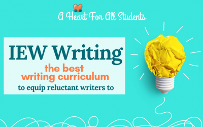 Homeschool Writing Instruction with IEW