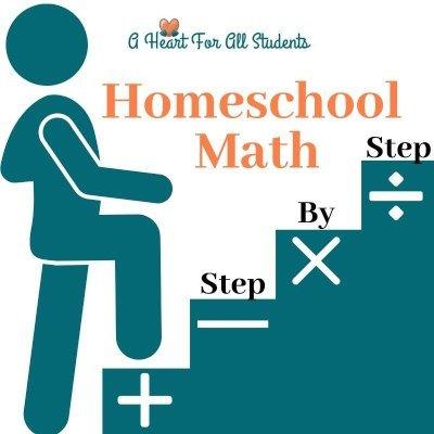 Homeschool Math Steps And Ideas