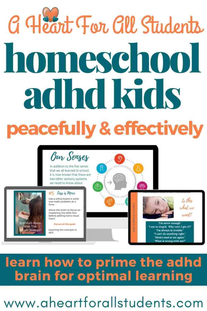 adhd homeschooling the distracted child, adhd, autism, homeschool training