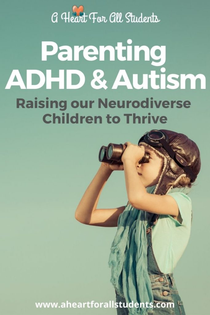 neurodiversity in the church, adhd, autism, parenting