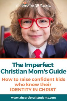 Imperfect Mom's Guide Identity In Christ