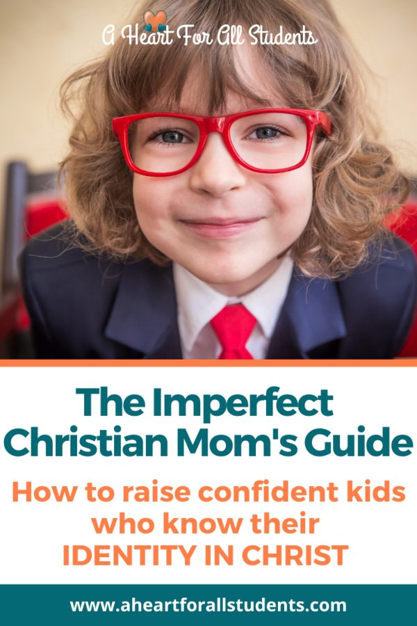 christian moms, parenting, identity in christ, special needs