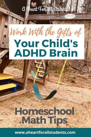 Mathskills And Your Child's ADHD Brain
