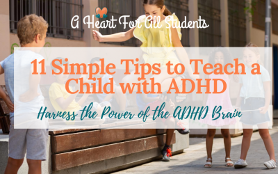 Homeschooling ADHD Kids: 11 Best Teaching Tips