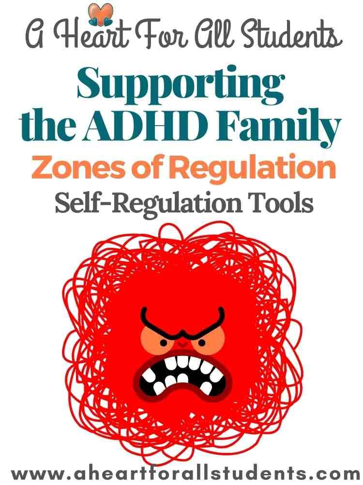 autism meltdowns, adhd, self-regulation strategies, special needs family support, homeschooling, zones of regulation