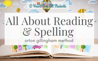 Orton Gillingham Method For Struggling Readers