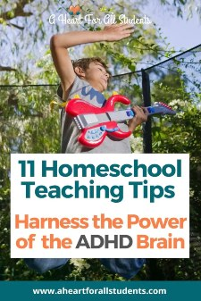 Tips For Teaching A Child With ADHD