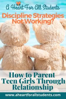 How To Parent Teen Girls