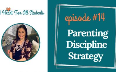 AHEART #14 | Parenting Discipline Strategy For Adults