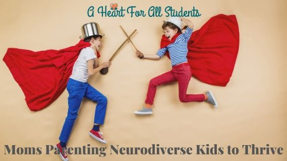 Parenting Neurodiverse Kids to Thrive