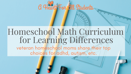 Best Homeschool Math For Struggling Students