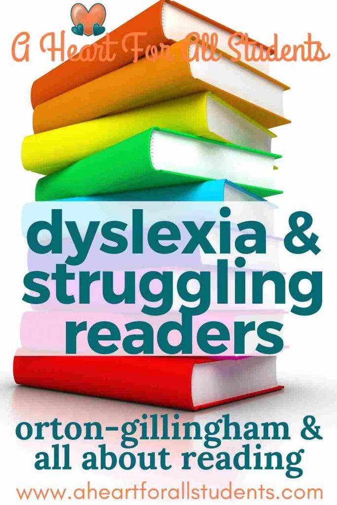 dyslexia, orton-gillingham reading instruction method, homeschool reading curriculum