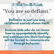 You Are So Defiant