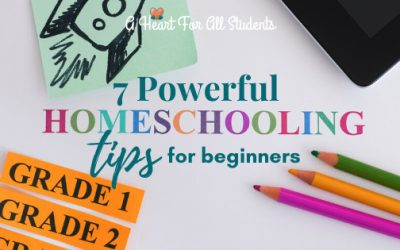7 Empowering Tips for Homeschool Beginners