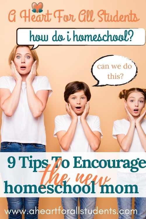homeschool tips for beginning homeschool mom