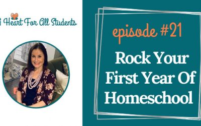 AHEART #21 | Rock Your First Year Of Homeschooling By Co-Learning