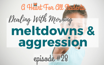 AHEART #28 | Dealing With Morning Tantrums
