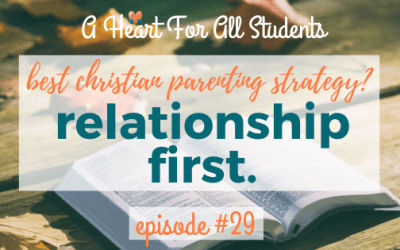 AHEART #29 | The Best Parenting Strategy: ADHD & Autism