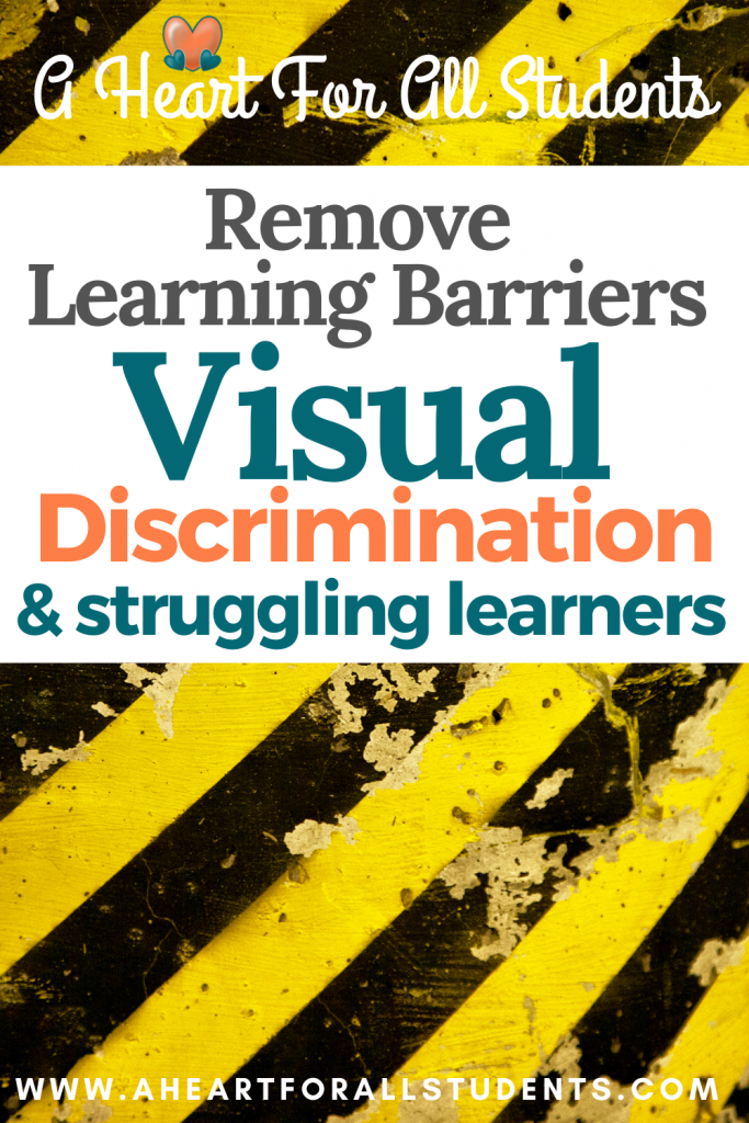 visual discrimination, learning disabilities, learning challenges, dyslexia, adhd, homeschool