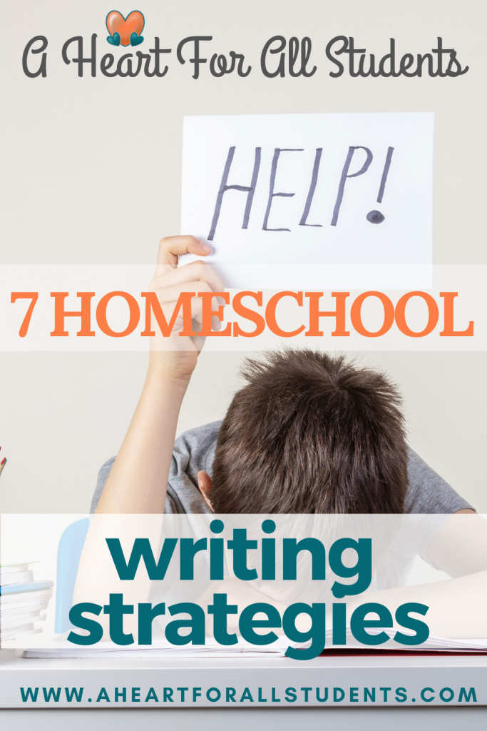 dysgraphia, reluctant writer, homeschool