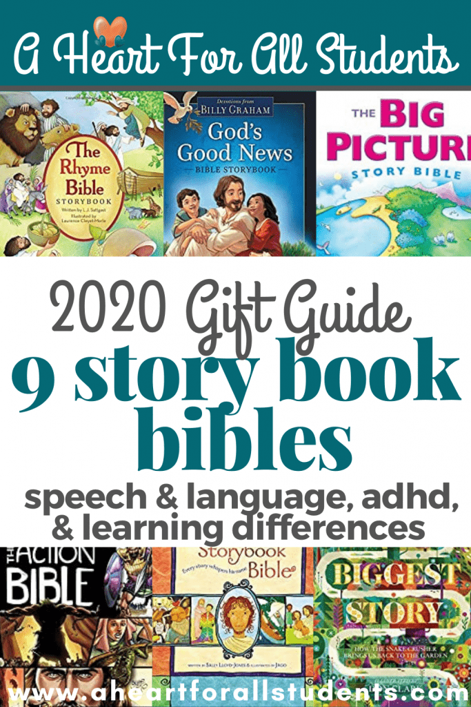favorite children's story book bibles