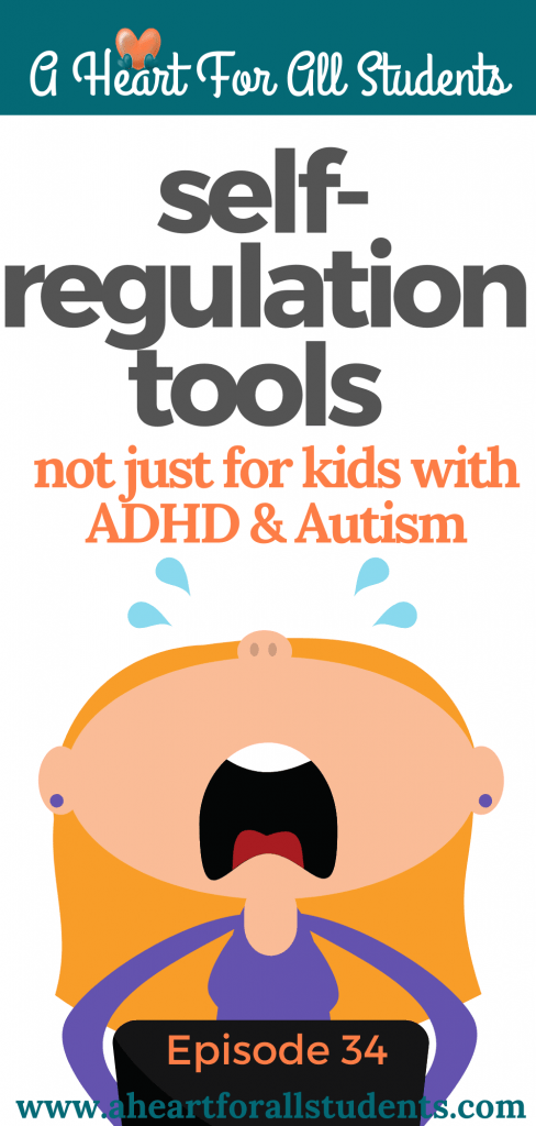 sensory meltdowns, adhd, autism, self-regulation for the entire family