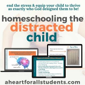 homeschooling-adhd-distracted-unfocused-child-support