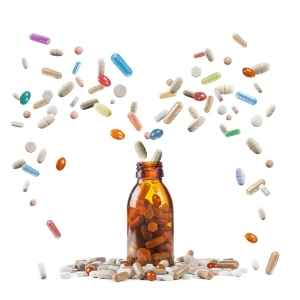 pill bottle adhd medications autism