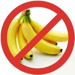 bunch of bananas warning sign