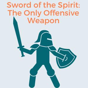 suit of armor scripture memory